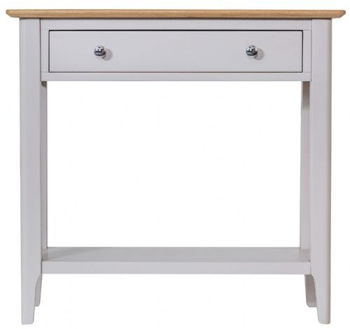 Scandia Grey Console Table